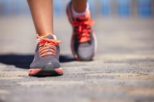 Taking steps towards good health