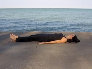 Lying Down Meditation