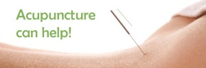 Acupuncture Can Help